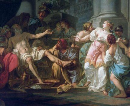 12 aprile 65 d.C. MORTE DI SENECA