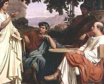15 aprile 68 a.C. Nasce Mecenate